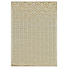 Feizy Chadwick 5-Foot 6-Inch x 8-Foot 6-Inch Area Rug in Almond