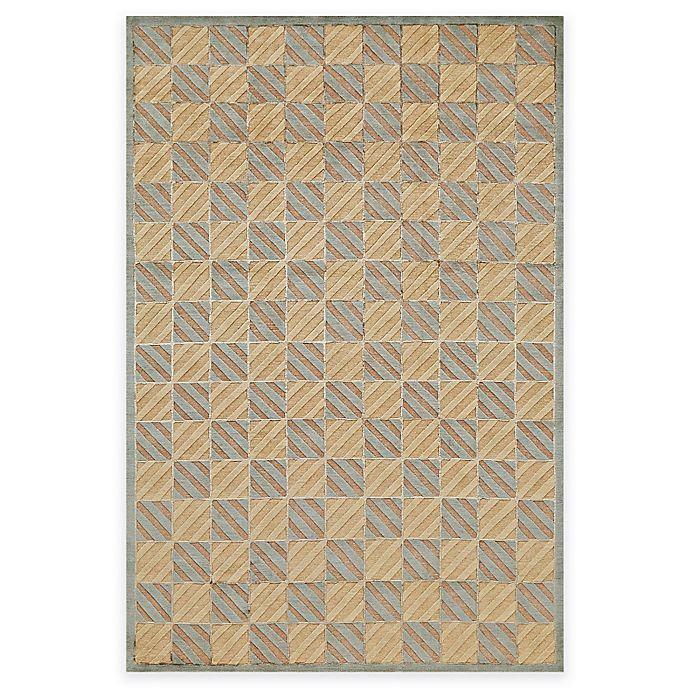 Alternate image 1 for Feizy Chadwick 7-Foot 9-Inch x 9-Foot 9-Inch Area Rug in Slate