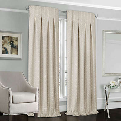 Designers' Select™ Peyton Back Tab Window Curtain Panel