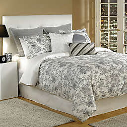 Bed Inc. Kingston Comforter Set in Grey