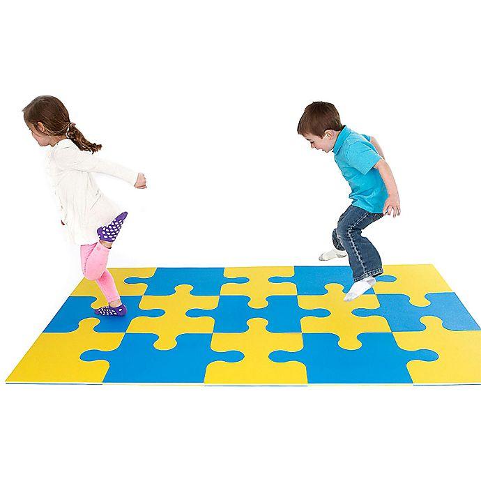 Alternate image 1 for Foamcraft Foamnasium™ Floor Puzzle