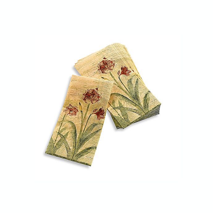Croscill Hand Towels: Croscill® Amaryllis Guest Towel