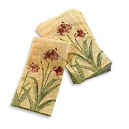 Croscill® Amaryllis Guest Towel