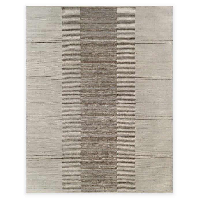 Alternate image 1 for Bee & Willow™ Home Century 8' x 10' Handcrafted Area Rug in Grey/Ivory