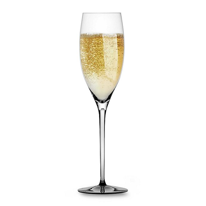 Alternate image 1 for Riedel® Sommelier Black Tie 11-5/8 oz. Vintage Champagne