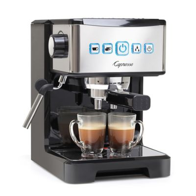 Capresso® Ultima PRO Espresso & Cappuccino Machine