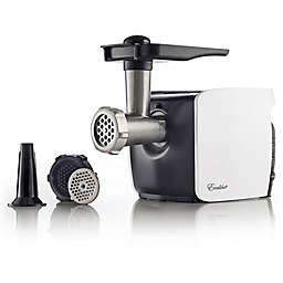 Excalibur® Electric Meat Grinder Cube in White/Black