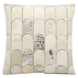 kathy ireland Home® by Nourison Lady Fingers Square Throw Pillow