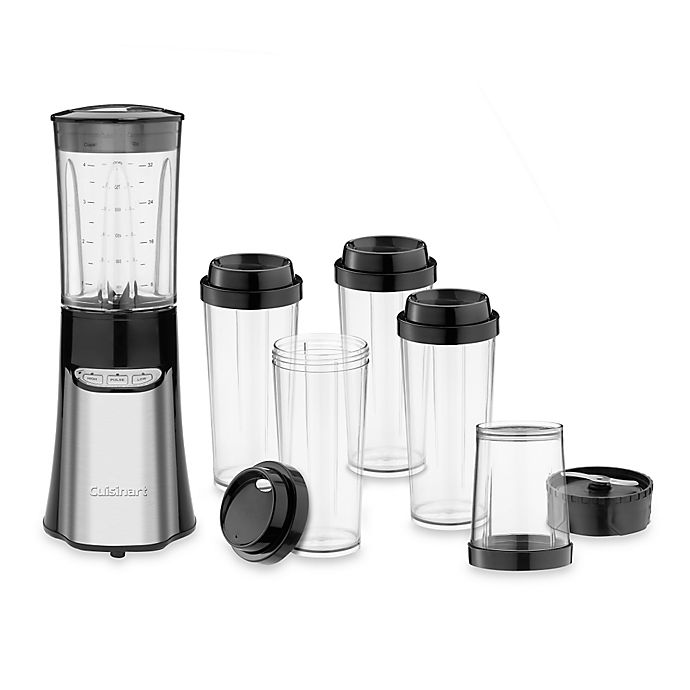 Alternate image 1 for Cuisinart® SmartPower 4-Cup Compact Blending/Chopping System