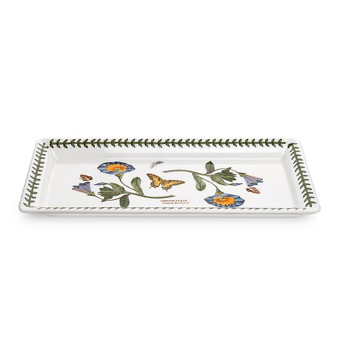 Alternate image 1 for Portmeirion® Botanic Garden 11.75-Inch Sandwich Tray