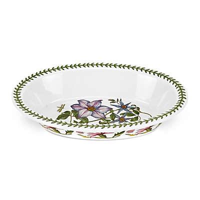 Portmeirion® Botanic Garden 11-Inch Deep Oval Baking Dish