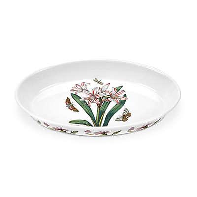 Portmeirion® Botanic Garden 11.5-Inch Oval Baking Dish