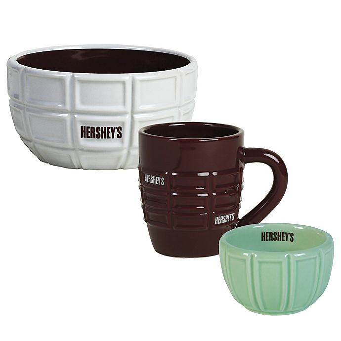Alternate image 1 for Hershey's by Fitz and Floyd® Pip Serveware Collection