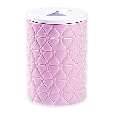 Hershey's by Fitz and Floyd® Quilted KISSES Canister in Pink