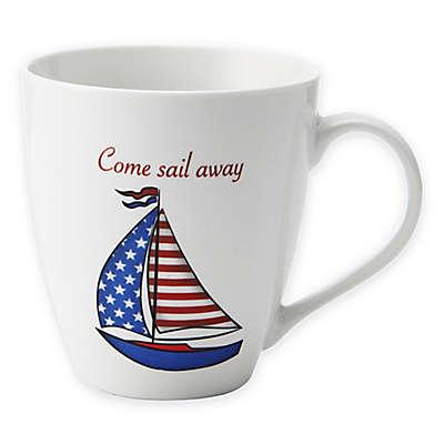 "Pfaltzgraff® ""Come Sail Away"" Mug"