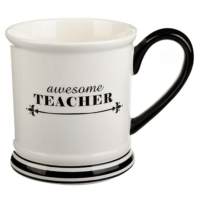Alternate image 1 for Formations Awesome Teacher Mug