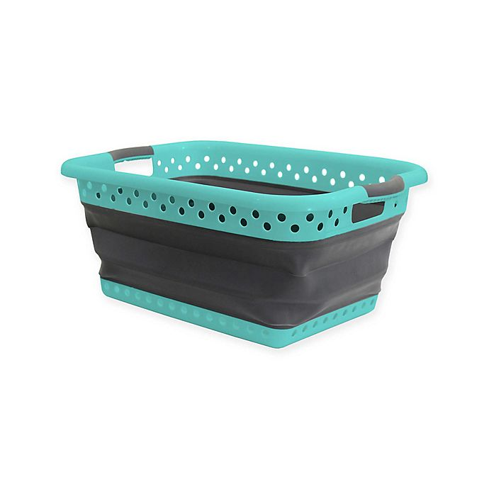 Alternate image 1 for Collapsible Laundry Basket