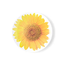 kate spade new york Patio Floral Sunflower Salad Plate