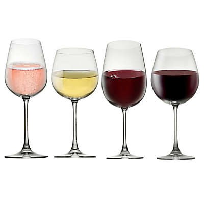 Rosenthal DiVino Crystal Wine Glass Collection