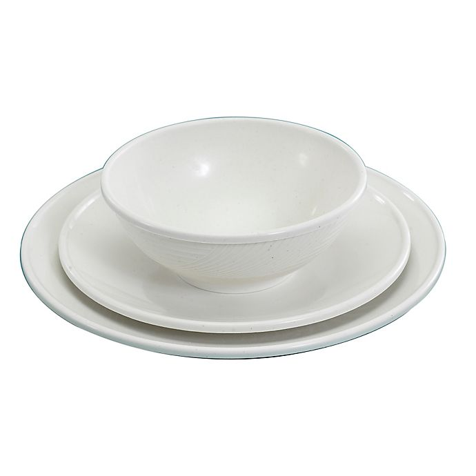 Alternate image 1 for Nordic Ware® 3-Piece Dinnerware Set