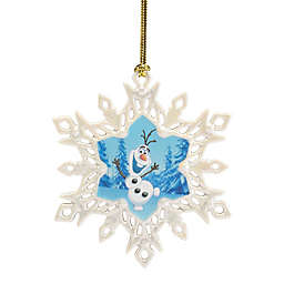 Lenox® Disney Frozen Olaf Snowflake Christmas Ornament