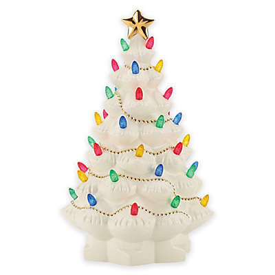 Lenox® Treasured Traditions Lighted Tree Figurine