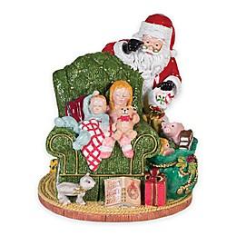 Fitz and Floyd® Waiting for Santa Musical Figurine
