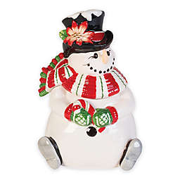 Fitz and Floyd® Top Hat Frosty Lidded Box