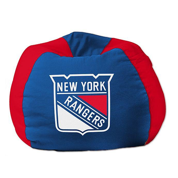 Nhl New York Rangers Bean Bag Chair By The Northwest