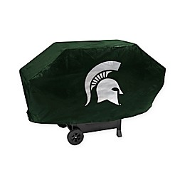 NCAA Michigan State University Deluxe Barbecue Grill Cover