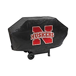 NCAA University of Nebraska Deluxe Barbecue Grill Cover