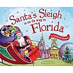 Santa's Sleigh Is On Its Way To Florida  by Eric James