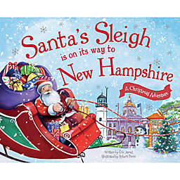 """Santa's Sleigh Is On Its Way To New Hampshire"" by Eric James"