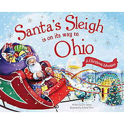 """""""Santa's Sleigh Is On Its Way To Ohio"""" by Eric James"""