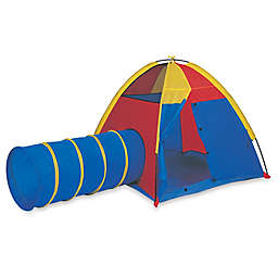 Pacific Play Tents Hide-Me Tent and Tunnel Combination