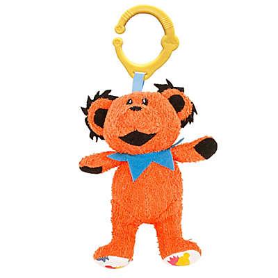Daphyls™ Grateful Dead Dancing Bear Plush in Orange