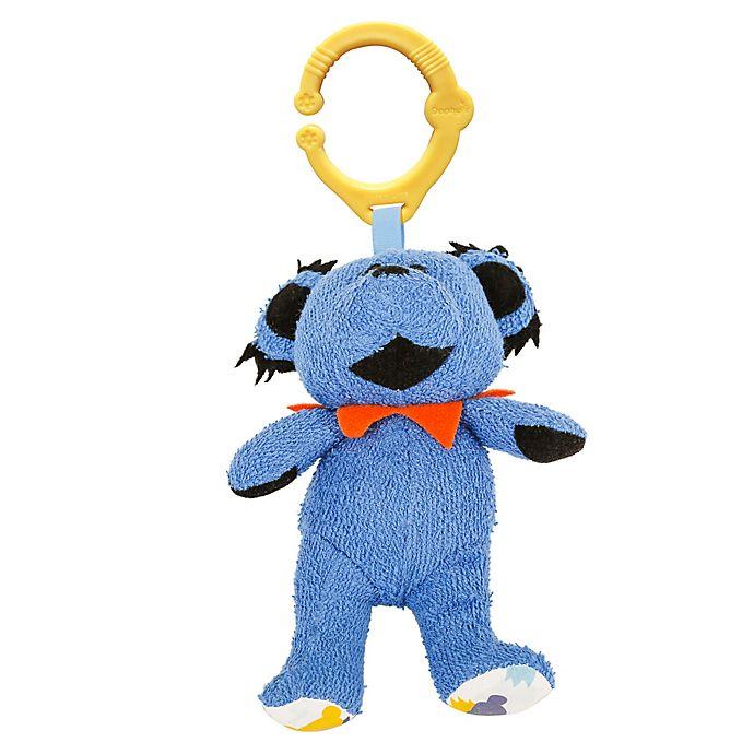 Daphyls™ Grateful Dead Dancing Bear Plush in Blue | Bed Bath