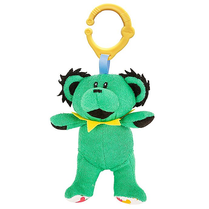 Alternate image 1 for Daphyls™ Grateful Dead Dancing Bear Plush in Green
