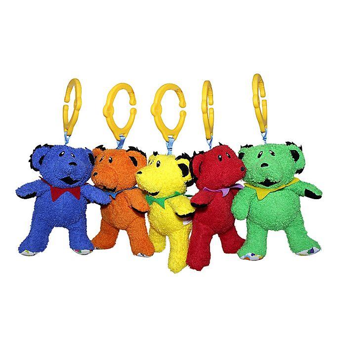 Alternate image 1 for Daphyls™ Grateful Dead Dancing Bears Plush (Set of 5)