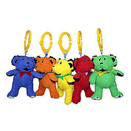 Daphyls™ Grateful Dead Dancing Bears Plush (Set of 5)