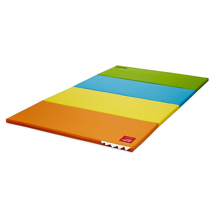 Alternate image 1 for Design Skins 53-Inch Candy Play Mat in Fruits Orange
