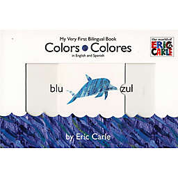 """Colors"" Spanish/English Version by Eric Carle"