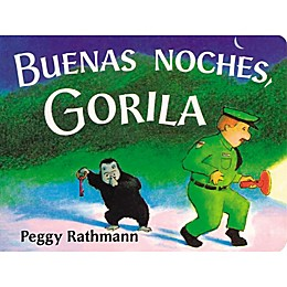 Buenas Noches, Gorila by Peggy Rathmann