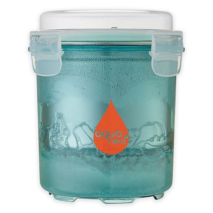 Alternate image 1 for Aquaheat™ by Innobaby 16 oz. Portable Food Warmer Container Solo Set