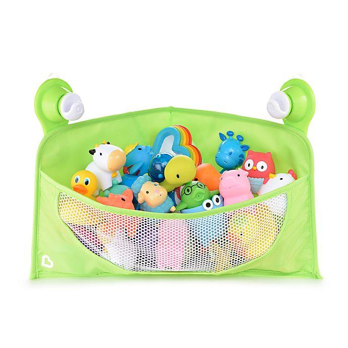 Alternate image 1 for Munchkin Corner™ Bath Toy Basket