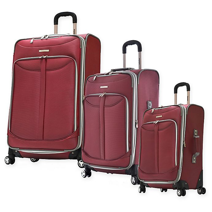 Alternate image 1 for Olympia® Tuscany Spinner Luggage Collection