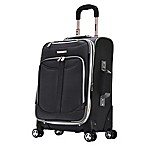 Olympia® Tuscany 21-Inch Spinner Carry On Luggage in Black