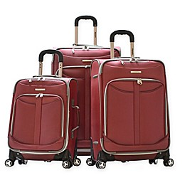 Olympia® Tuscany 3-Piece Spinner Luggage Set