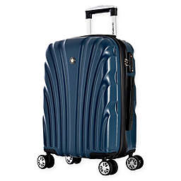 Olympia® USA Vortex Hardside Spinner Checked Luggage