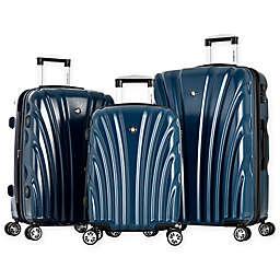 Olympia® USA Vortex 3-Piece Hardside Spinner Luggage Set